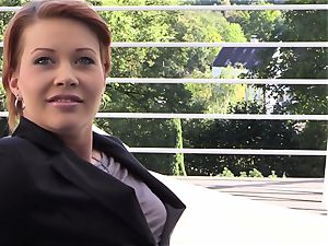 QUEST FOR orgasm - sensual onanism with Czech babe