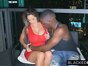 BLACKEDRAW Ava Addams Is pulverizing bbc And Sending photos To Her spouse