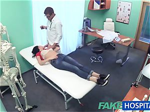 FakeHospital cool Russian Patient needs humungous rock hard pecker
