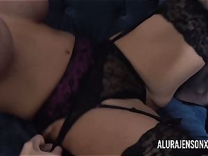 Alura and her huge-chested sapphic buddy Dolly get mischievous
