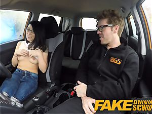 fake Driving college half chinese little college girl nails