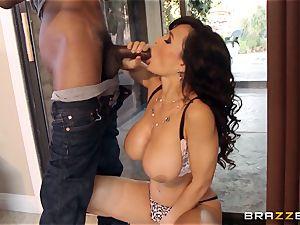 hotwife wifey Lisa Ann multiracial penetrate