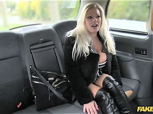 fake taxi superstar makes debut in london cab