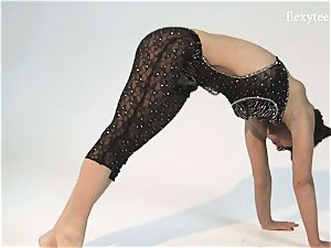 professional wants to flash her talents in gymnastics