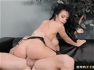 Political poon screwing session with Victoria June