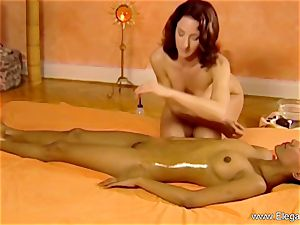massage For chicks Is softcore