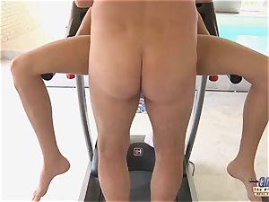 old young pornography babe gets drilled gives a blowjob closeup