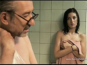 dark-haired Latina Maria Valverde looking splendid on film