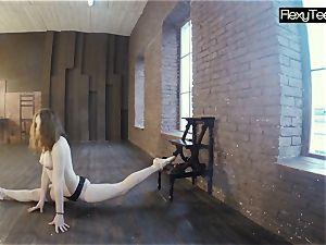 lush pallid gymnast Rita