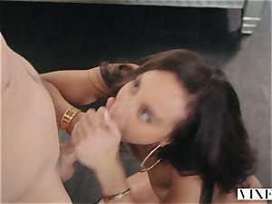 VIXEN Teanna Trump Has awesome passionate fuck-fest
