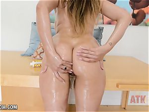 Ivy Rose is slimy when raw!