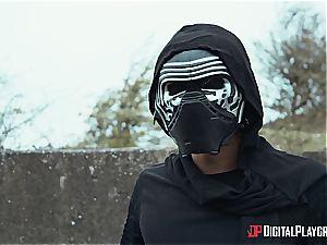 The last Jedi humps the dark side