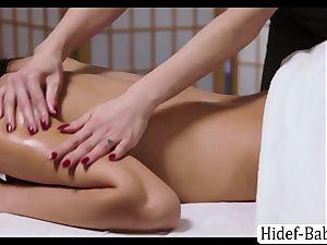 super-fucking-hot masseuse Darcie Dolce massage Victoria lush so romantic and slurps her beaver