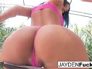 Jayden Jaymes scorching solo
