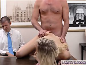 blonde nubile petite globes and clean-shaven assfuck hard-core I can t believe I let my bf chat me into