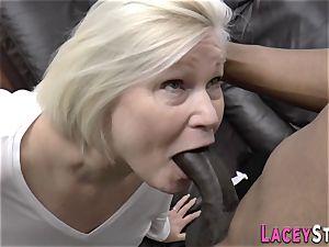 granny licks black impaler