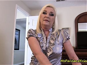 mother Makes it All better with ms Paris Rose