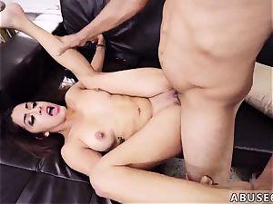 extreme nipple pulling Mia Martinez Xmas penalty