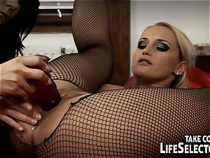 LifeSelector introduces: filthy Cop