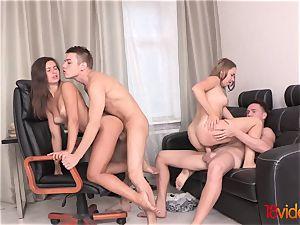 18 Videoz - Vika Volkova girlfriends screwed like bitches