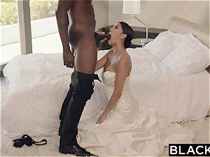 BLACKED killer Model Sophia Leone Gets first bbc
