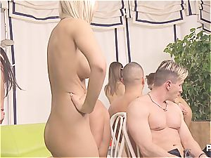 kinky musical chairs fuck-a-thon game part 4