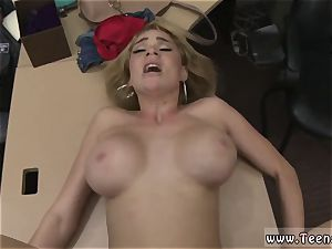 ash-blonde anal pantyhose massive globes Weekend squad Takes A violate At The crack