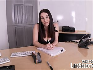 LifeSelector introduces: The male call girl