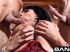 seductive French cougar Anissa Kate Compilation