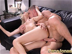 Dane Jones handsome Hungarian blonde Monique forest
