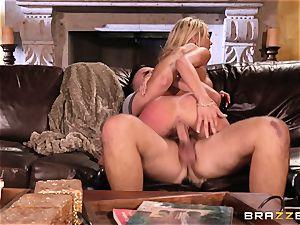 German honey Kayla Kayden wants intercourse with a married dude