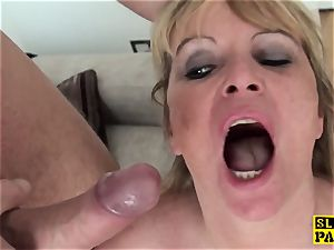 humiliated uk grandmother submits to maledom